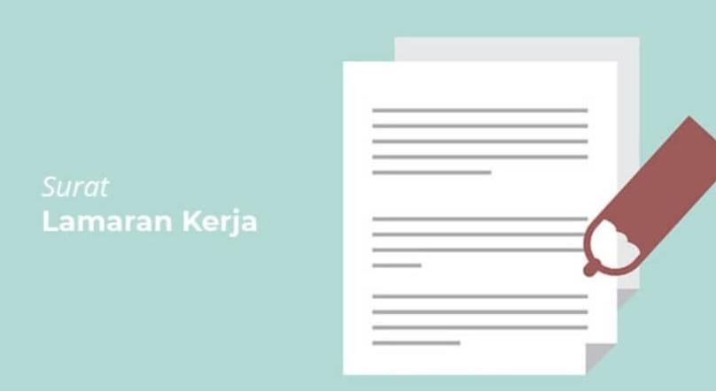 Mudah Diterima, Format Surat Lamaran Kerja Untuk Melamar Pekerjaan